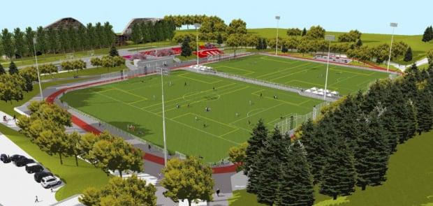 Hastings Park Empire Field