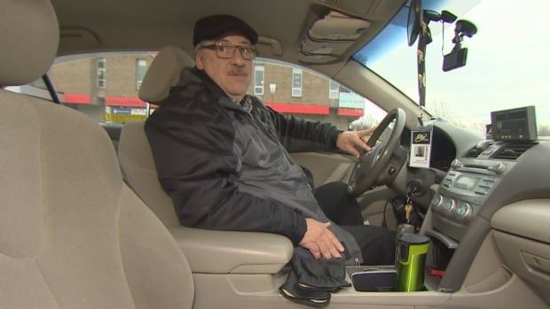 Taxi driver Doug McCarthy says uninsured, unlicenced drivers are a road hazard.