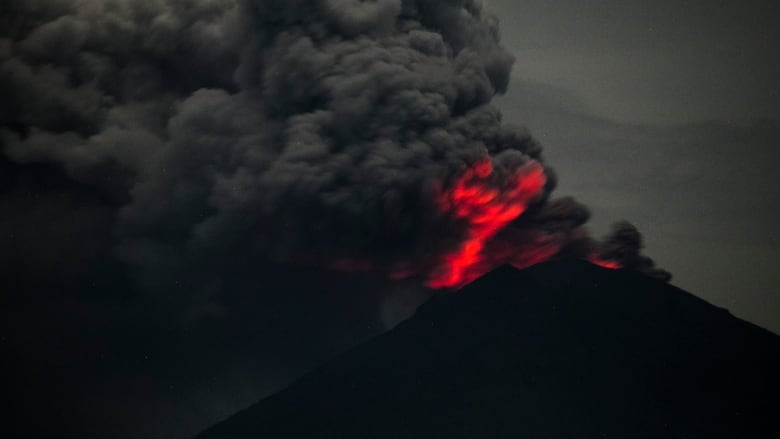Scientists Listen For Clues About Bali Volcano S Next Big Eruption