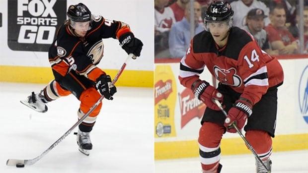 Devils trade Adam Henrique to Ducks for D Sami Vatanen