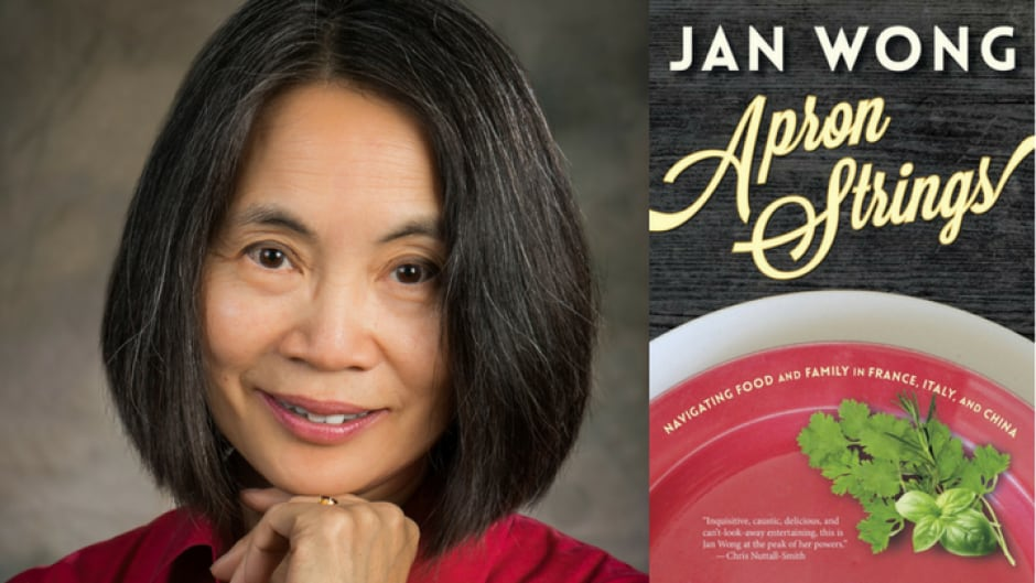 Jan Wong is the author of the memoir Apron Strings.