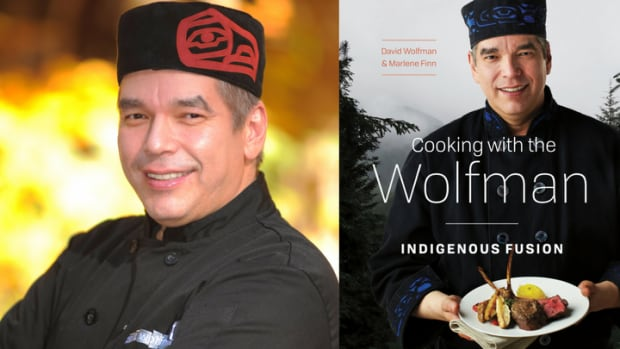David Wolfman/Cooking with the Wolfman