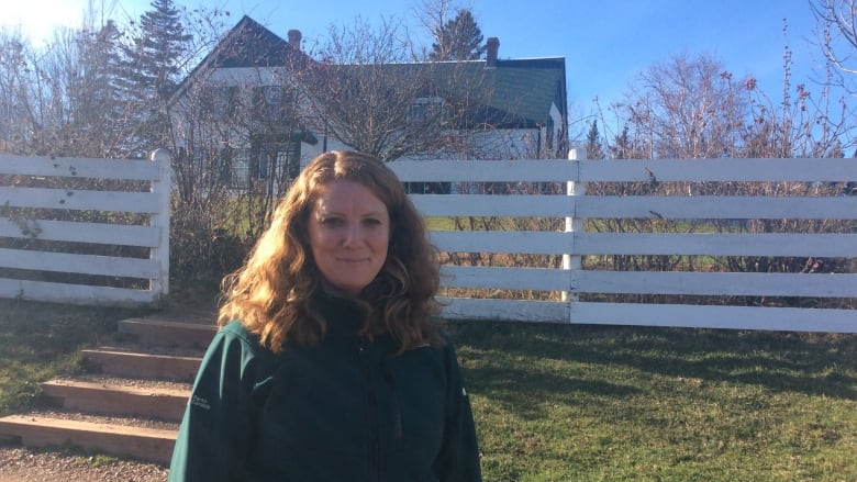 a30cb1e089 Chantelle MacDonald of Parks Canada says the changes will improve visitor  flow at the Green Gables site. (Nancy Russell CBC)