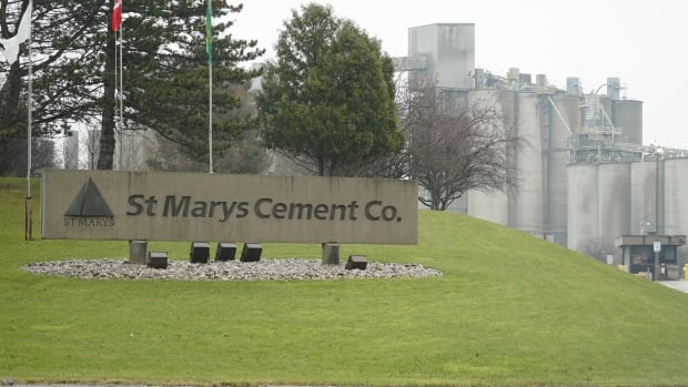 Residents say they began to notice a noxious smell from the St. Marys Cement plant in recent years, but the company says their processes haven't changed.