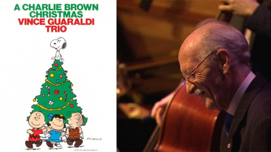 """Jerry Granelli returns to his concert series, """"Tales of A Charlie Brown Christmas"""" where he plays the same songs he did 52 years ago as part of the classic Christmas special."""