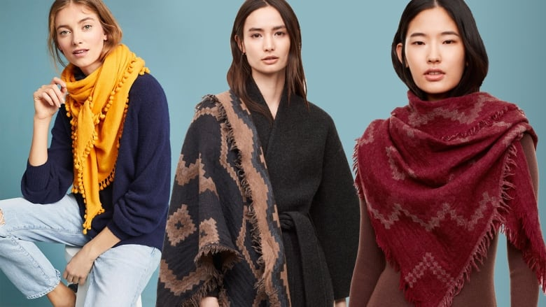 f22e5d082cfb4 9 Super-cool scarves and all the ways to wear them | CBC Life