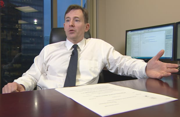 Chonn's lawyer, Scott Stanley, says the Assisted Human Reproduction Act govern's egg donations