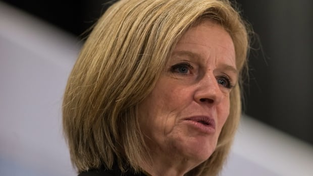 During Thursday's throne speech, Alberta Premier Rachel Notley threatened to retaliate if B.C. continues attempts to block the Trans Mountain pipeline expansion.
