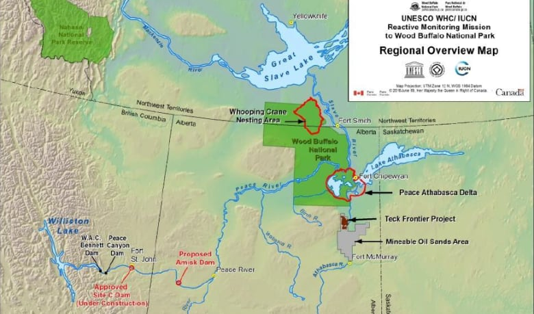 Indigenous groups in Alberta, N W T  say they've borne 'enormous