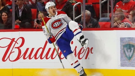Gallagher Leads Offensive Outburst As Habs Double Up On Red Wings