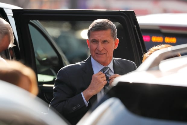 Michael Flynn USA-TRUMP/RUSSIA
