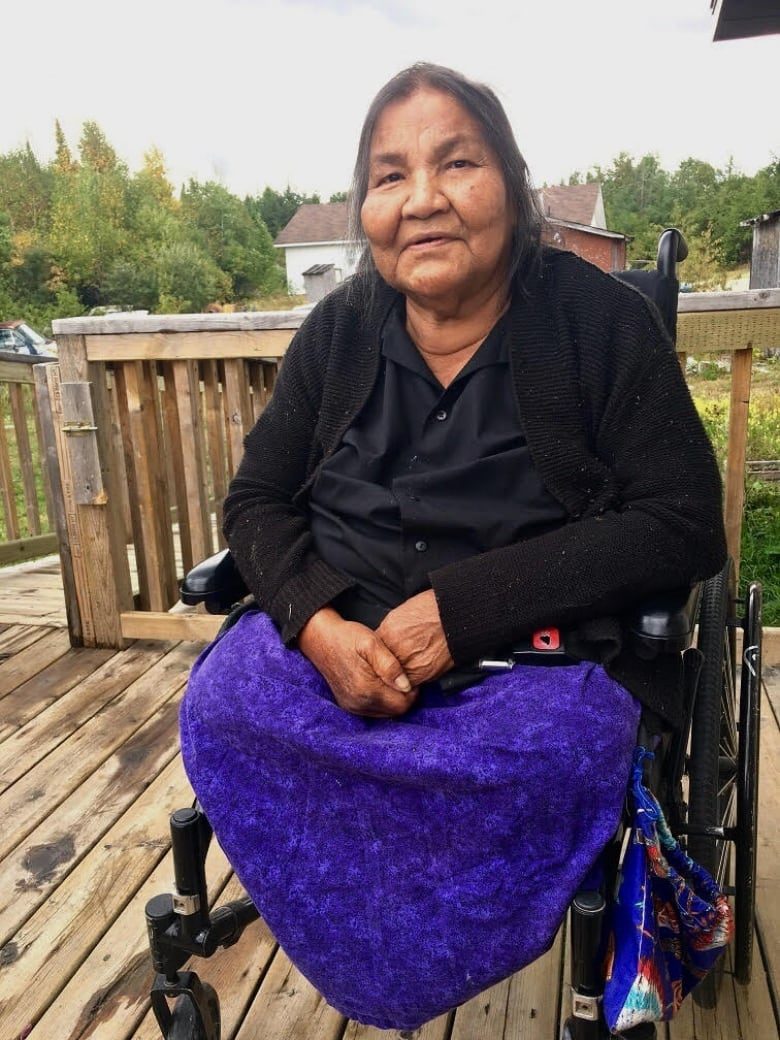 Retracing my mother's escape from residential school