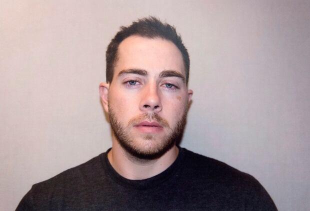 Christopher Garnier arrest shot