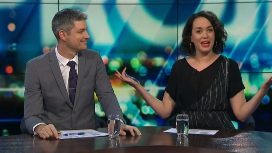 New Zealand broadcaster Kanoa Lloyd, co-host of Newshub's The Project, responded to viewers this week who were angry that she was occasionally using Māori words in her English-language broadcasts.