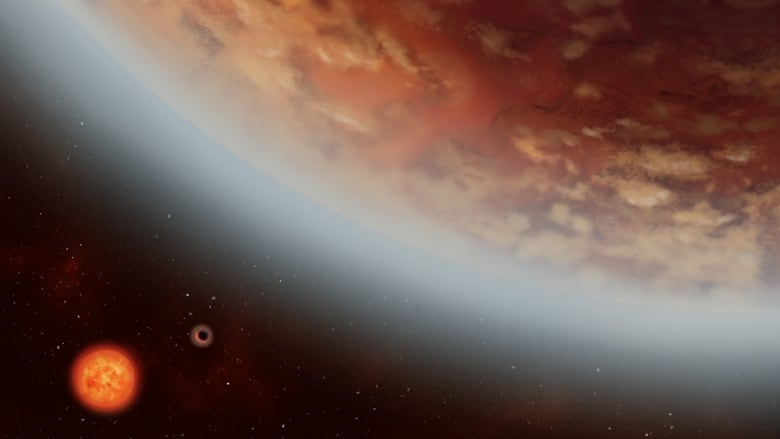 Exoplanet could be 'super-Earth,' Canadian astronomers say