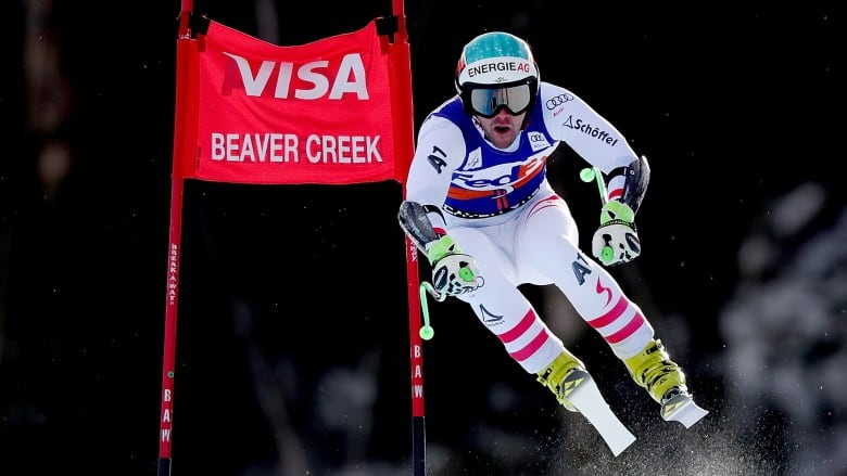 Austria S Kriechmayr Takes Super G For 1st World Cup Win