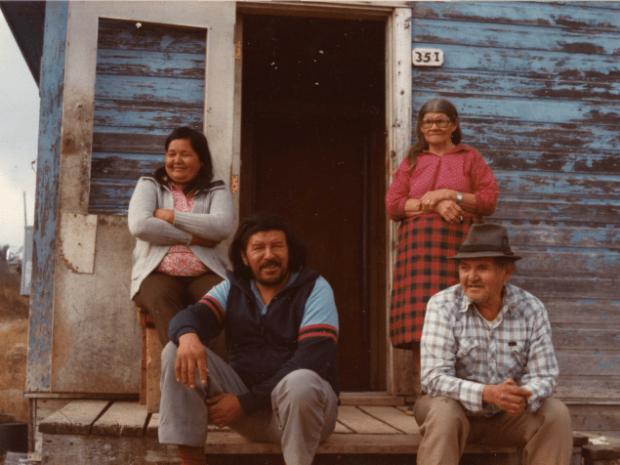 Echaquan family