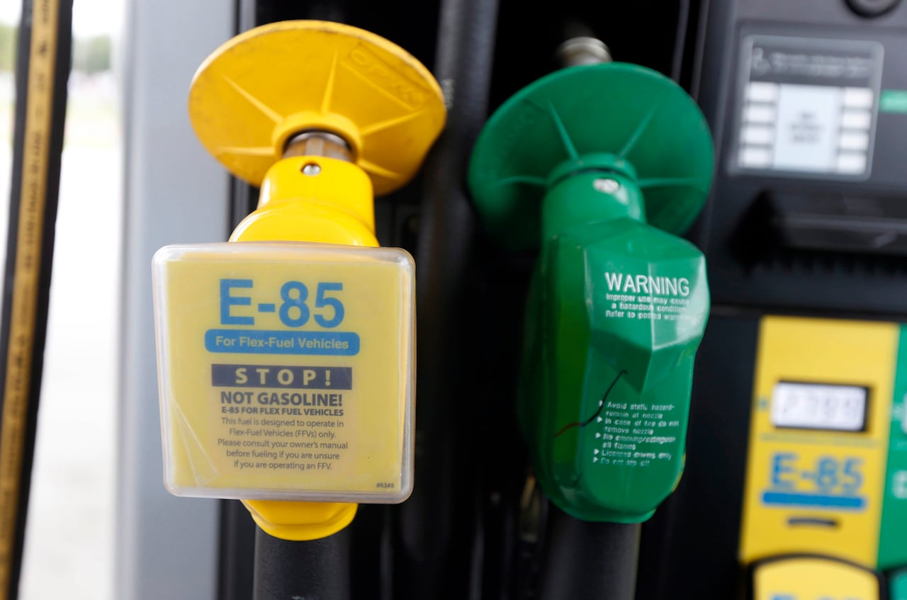 Ontario looks to double amount of ethanol in gasoline | CBC News