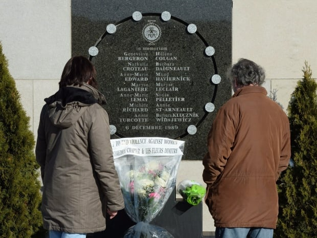 Vigils, light ceremony, mark anniversary of Ecole Polytechnique massacre