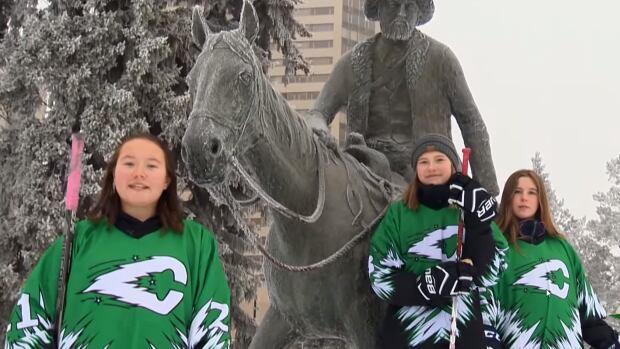 Saskatoon girls