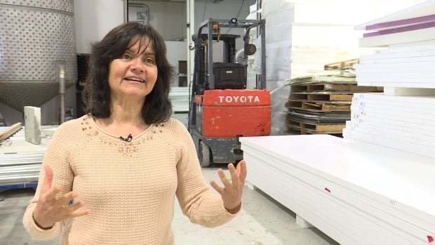 AS Composite co-founder and engineering director Golnaz Shokouhi speaks up to five languages at work.