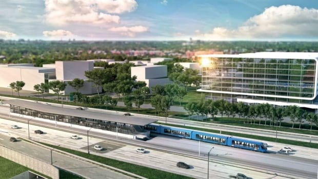 SNC-Lavalin is the company in charge of building Montreal's $6.3 billion light rail project, the CPDQ Infra, the Caisse de dépôt subsidiary responsible for the project, announced Thursday.
