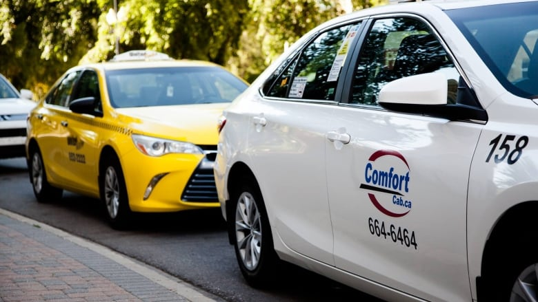 A no-brainer for the taxi industry': Comfort Cab offers drivers