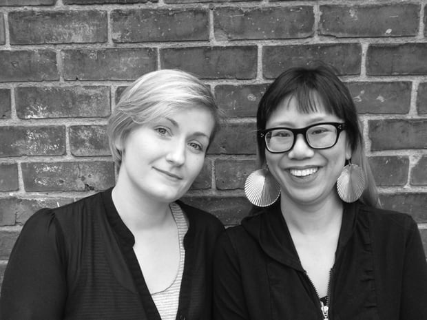 Erin and Sophie from Imago