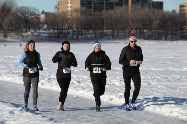 Winter running DO NOT USE