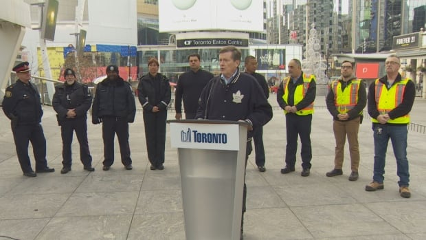 Toronto mayor proposes 400 new homeless shelter beds