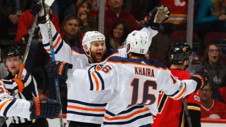 Oilers Escape Flames' Late Charge To Take 6th Straight Battle Of Alberta