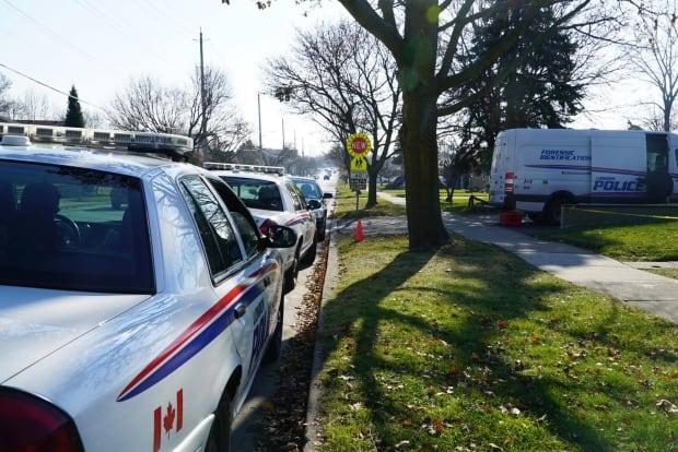 Nixton Avenue shooting