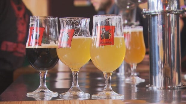 Shawinigan's Le Trou du Diable microbrewery has been bought by Molson.