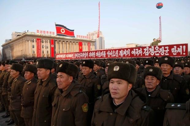 """N. Korea says U.S. threats make war unavoidable"""""""