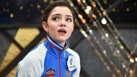 Medvedeva IOC Doping Russia Figure Skating