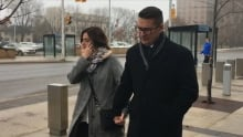 Thunder Bay police chief J.P Levesque on first day of trial