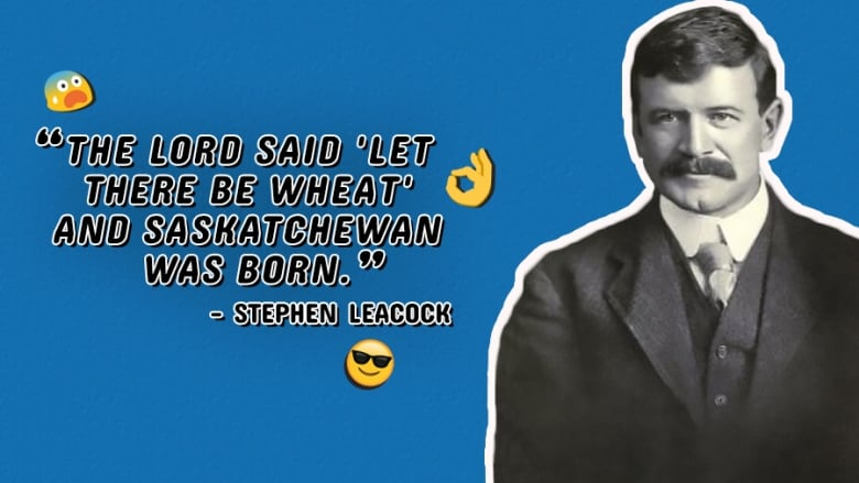 6 Stephen Leacock Quotes That Still Shock Cbc Comedy