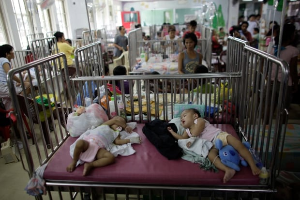 PHILIPPINES/dengue