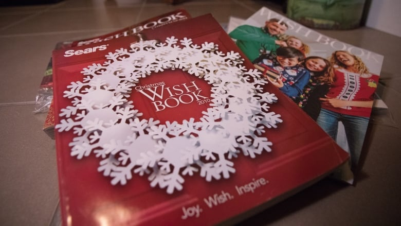 Sears Christmas Catalog.Ghosts Of Christmas Past Why Old Sears Wish Books Have