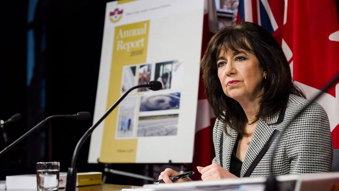 Auditor general blasts Liberal accounting
