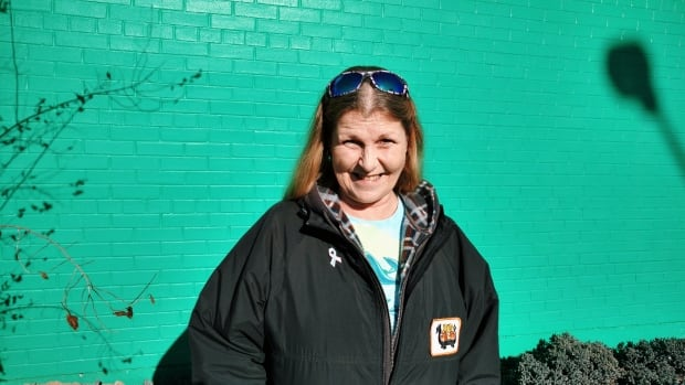 Wendy McClintic moved to London as a single mom with no family in town. She says she couldn't afford to feed her young son and herself on Ontario Works, and began using the London Food Bank.