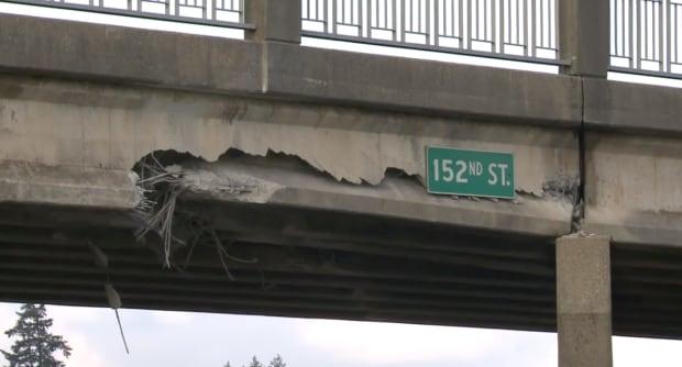 highway 99 152 street overpass