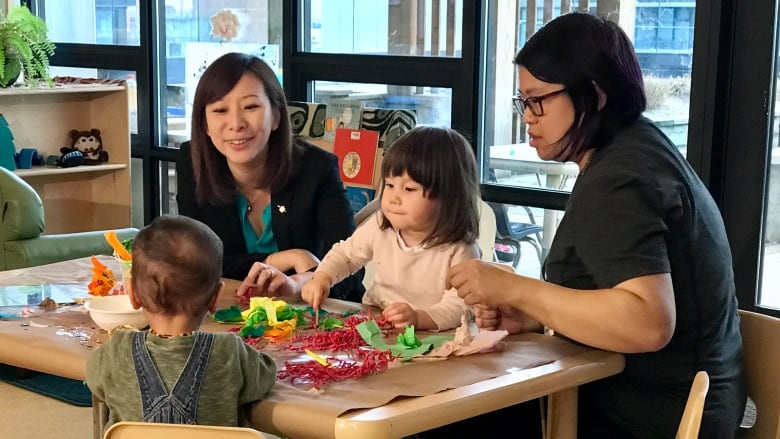 Kamloops childcare provider selected to deliver low-priced, universal child care