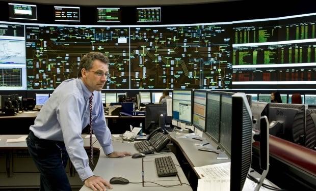 IESO Control Room