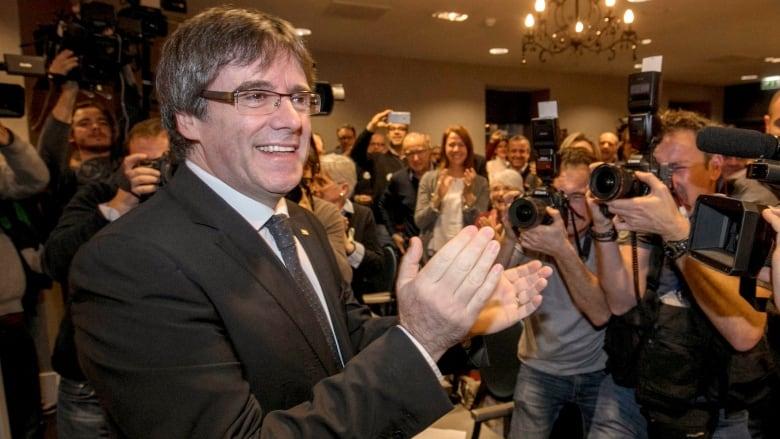 Gobierno español impugnará la candidatura de Puigdemont a presidir Cataluña