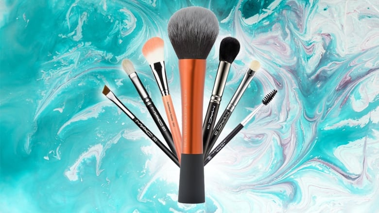 I've been a professional makeup artist for the past 9 years and found I always reach for the same brushes when doing makeup on my clients — and myself.