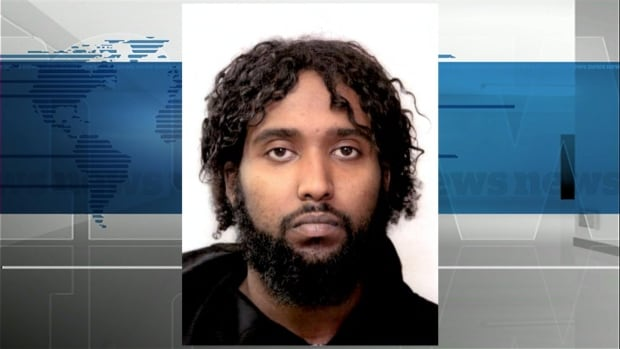 The body of Ahmed Farah, 25, was found in a rural area outside St. Albert on Nov. 25. Police say his death has been ruled a homicide.