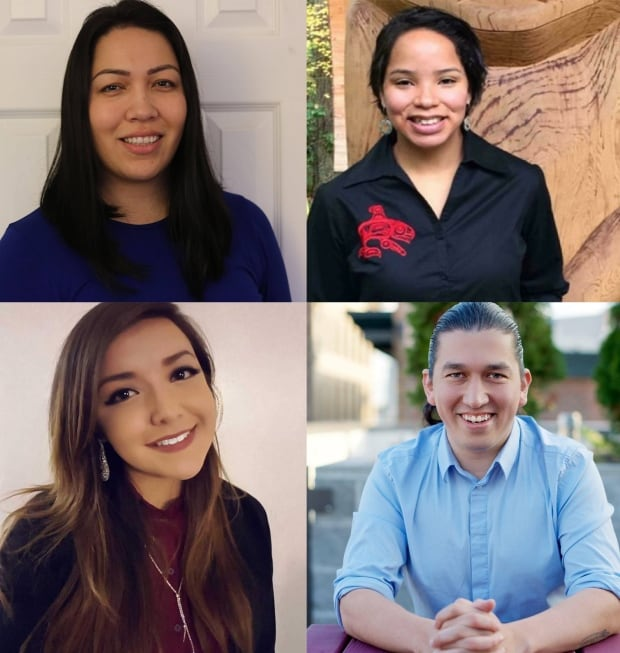 4 Indigenous youth