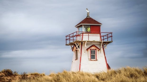Tracy Adams McDonald shares this beautiful photo of Covehead lighthouse from back in October!