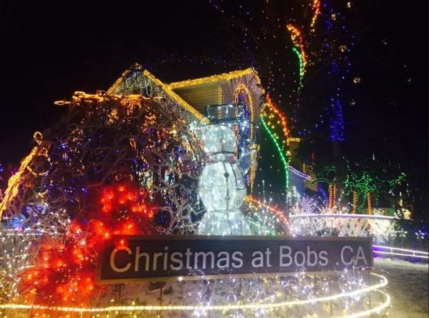 Christmas at bobs